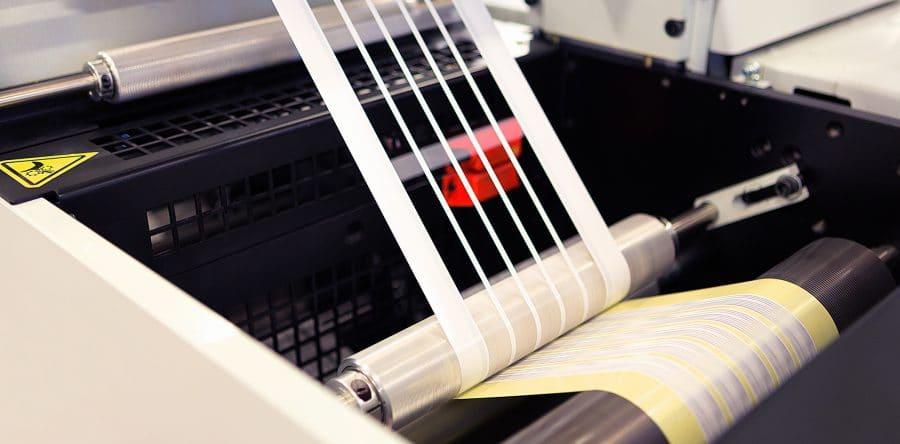 Techniki druku na opakowaniach