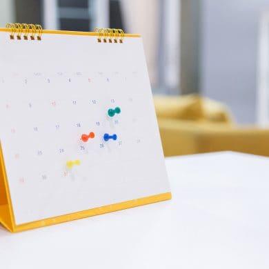 Kalendarz jako gadżet reklamowy