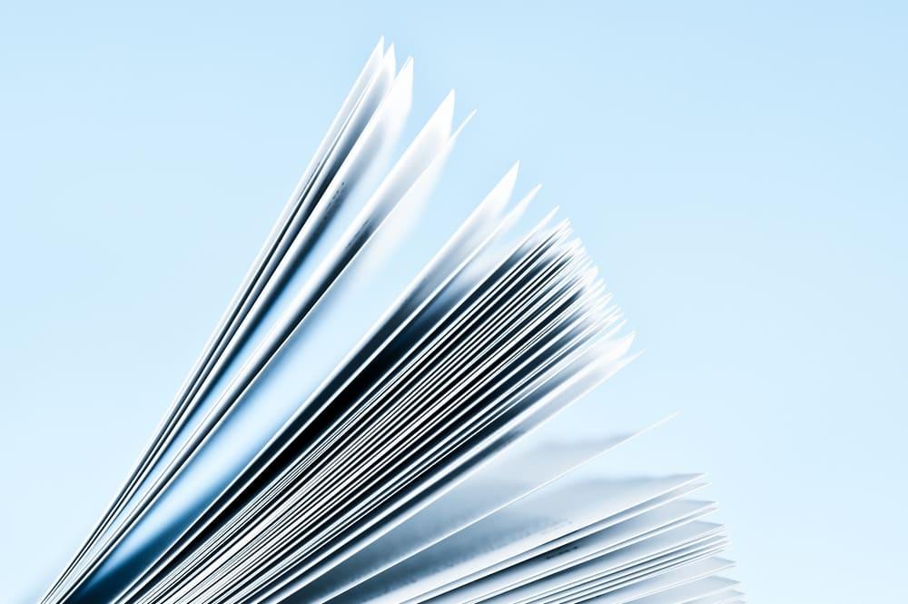 Jak wydrukować własną książkę?