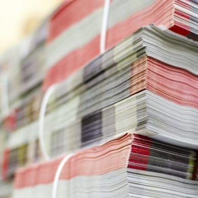 Foldery reklamowe – czy jakość druku się liczy?